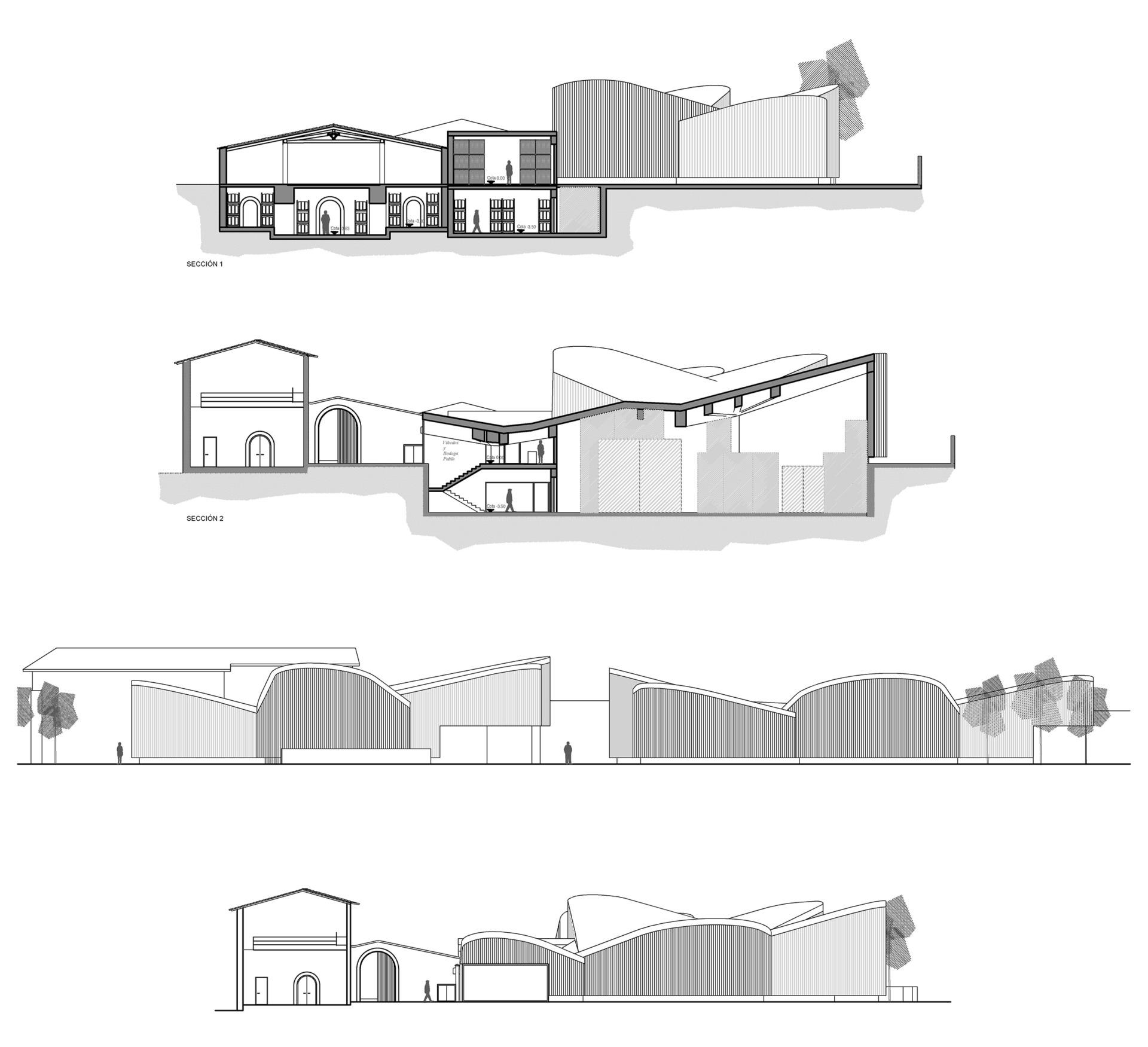 Sala Ferusic Architects Bella Umbrella Carles Sala Relja Ferusic