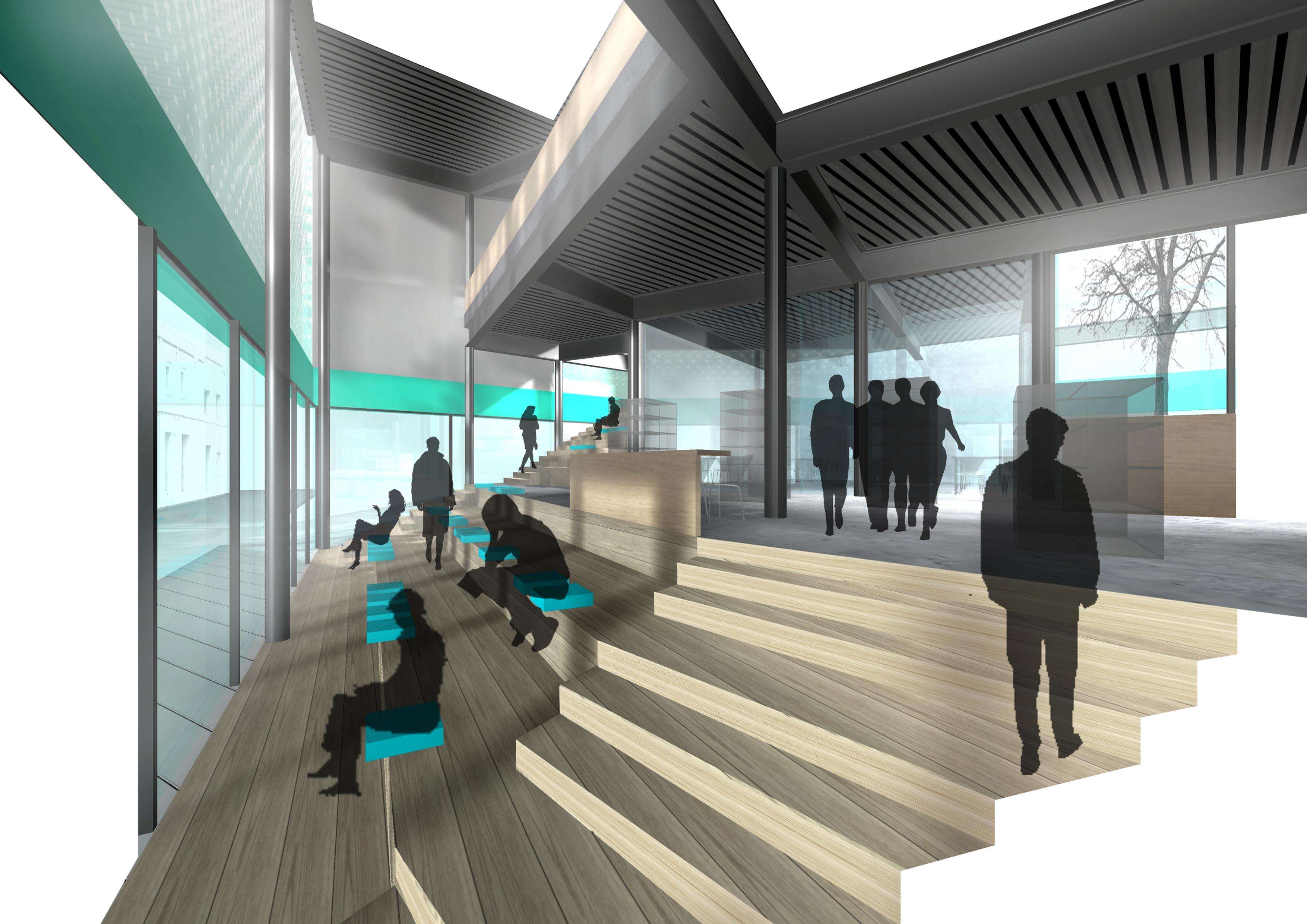 Sala Ferusic Architects 8uit Carles Sala Relja Ferusic
