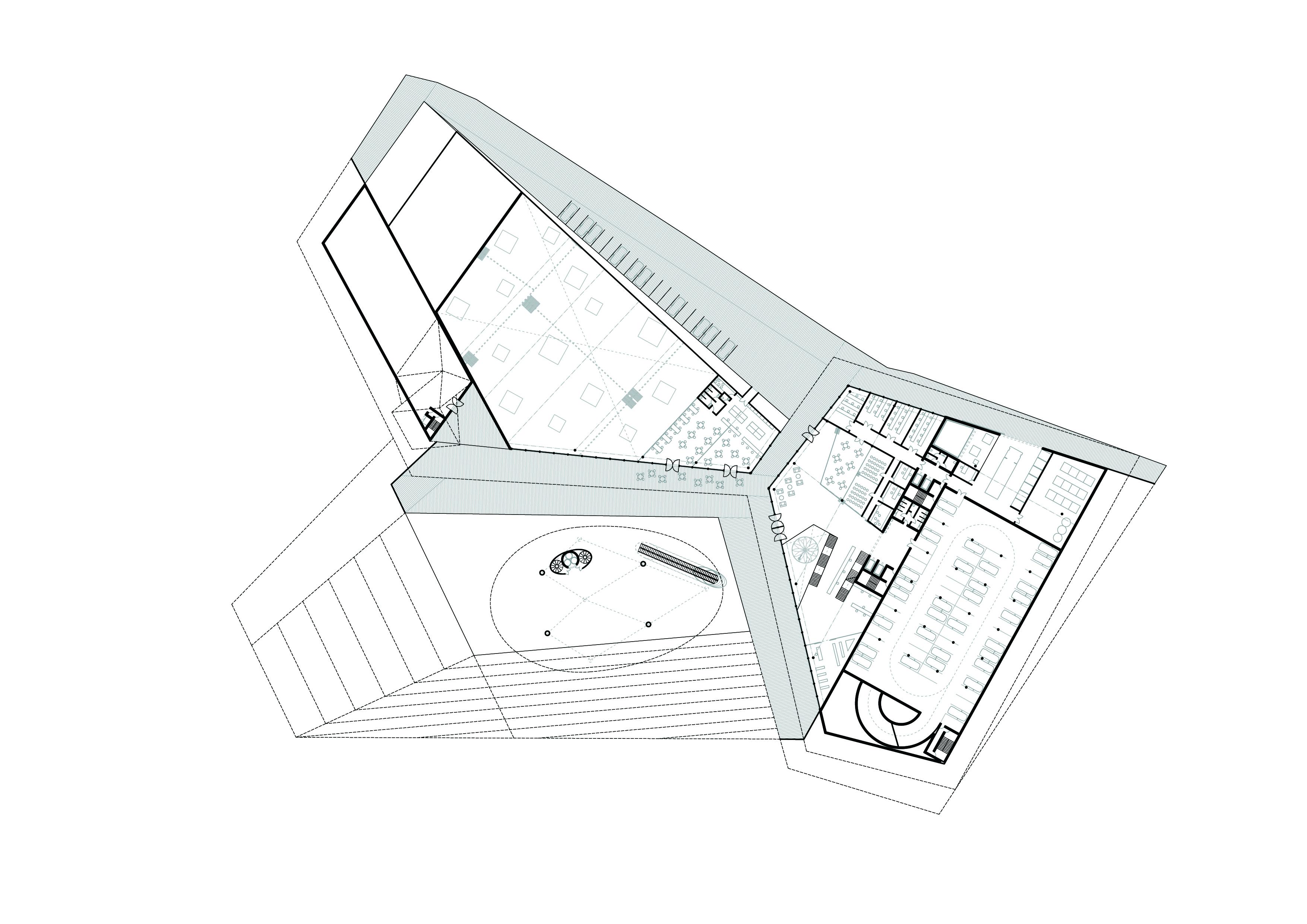 Sala Ferusic Architects The Egg Carles Sala Relja Ferusic