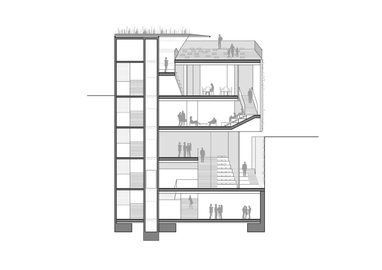 Sala Ferusic Architects Big Fish Carles Sala Relja Ferusic