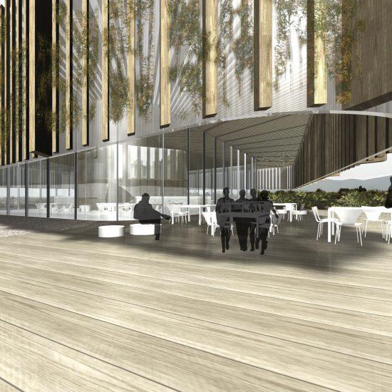 Sala Ferusic Architects Les Vignes Carles Sala Relja Ferusic