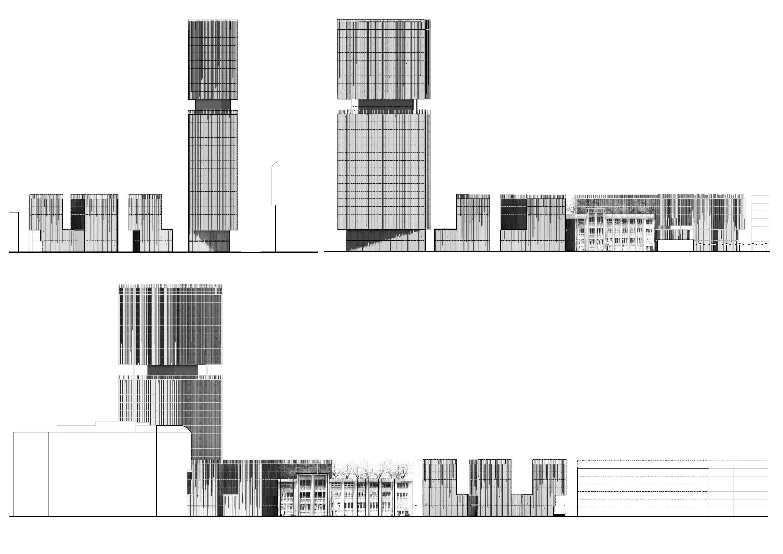 Sala Ferusic Architects Porocity Carles Sala Relja Ferusic