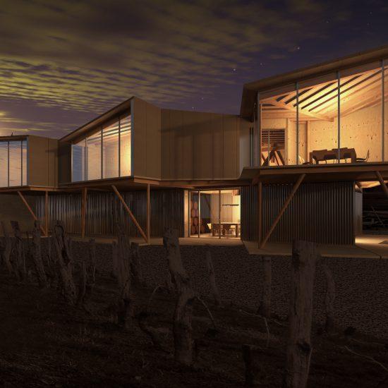 Sala Ferusic Architects Vinska Klet Carles Sala Relja Ferusic