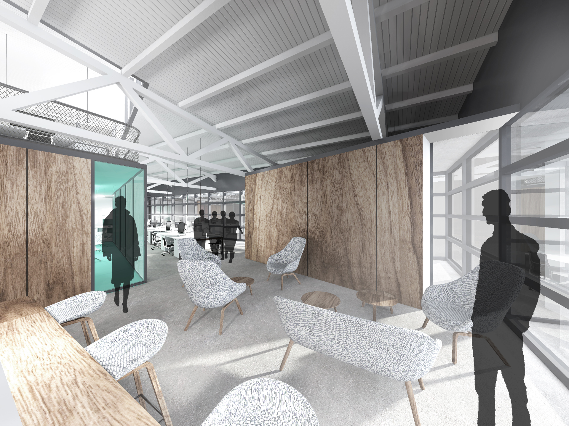 Sala Ferusic Architects Workflow Carles Sala Relja Ferusic