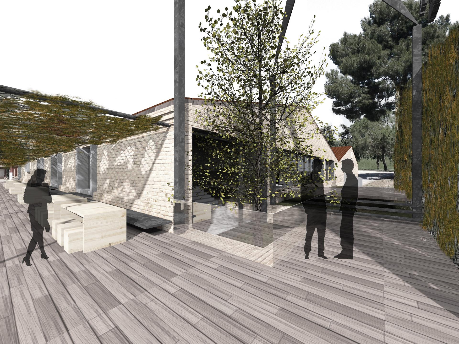 Sala Ferusic Architects The Castle Carles Sala Relja Ferusic
