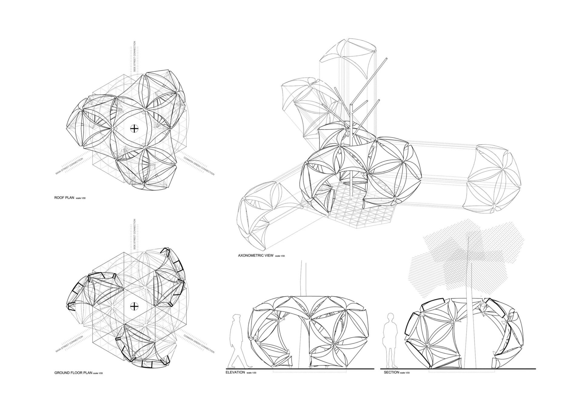 Sala Ferusic Architects Y-Tree Carles Sala Relja Ferusic